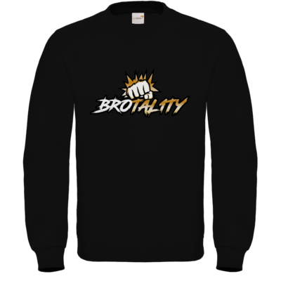 Motiv: Sweatshirt FAIR WEAR - Goldenfist