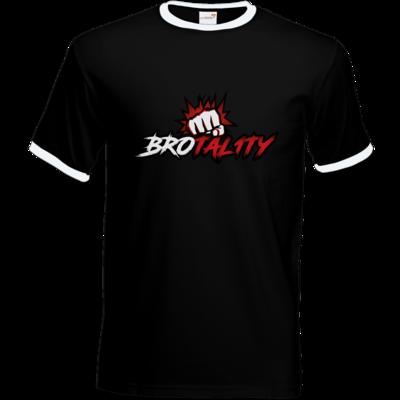 Motiv: T-Shirt Ringer - Redfisting