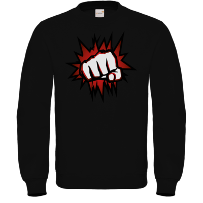 Motiv: Sweatshirt FAIR WEAR - NEW Redfist