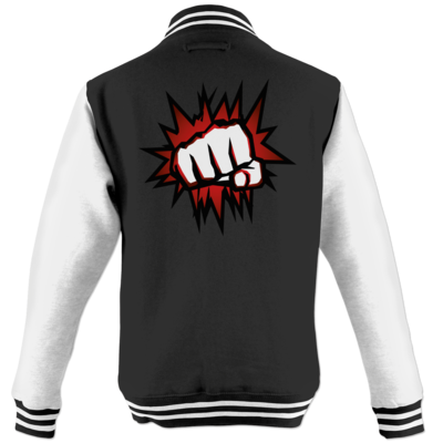 Motiv: College Jacke - NEW Redfist