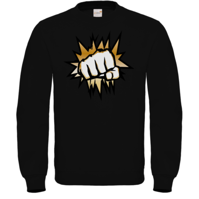 Motiv: Sweatshirt FAIR WEAR - NEW GoldenFisting