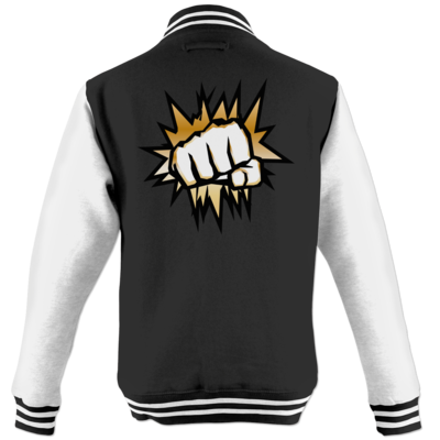 Motiv: College Jacke - NEW GoldenFisting