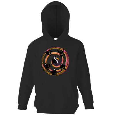Motiv: Kids Hooded Sweat - Tugenden Taekwondo