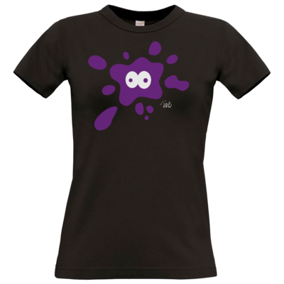 Motiv: T-Shirt Damen Premium FAIR WEAR - Flaplatscher - Splash