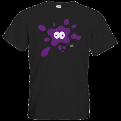 Motiv: T-Shirt Premium FAIR WEAR - Flaplatscher - Splash