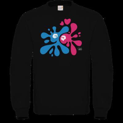 Motiv: Sweatshirt FAIR WEAR - Flaplatscher - Flirtsch