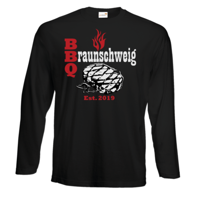 Motiv: #E190 Longsleeve FAIR WEAR - BBQ-BS