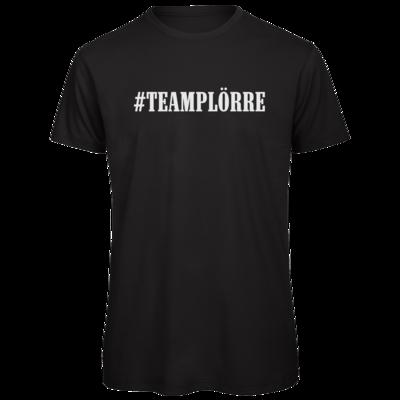 Motiv: Organic T-Shirt - Teamplörre
