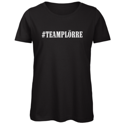 Motiv: Organic Lady T-Shirt - Teamplörre