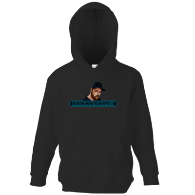 Motiv: Kids Hooded Sweat - DeroxsArmyPortrait