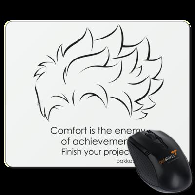 Motiv: Mousepad Textil - achievement