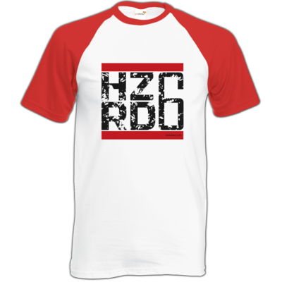 Motiv: Baseball-T FAIR WEAR - HZRD6