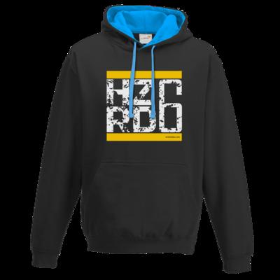 Motiv: Two-Tone Hoodie - HZRD6