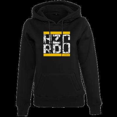 Motiv: Womens Heavy Hoody - HZRD6