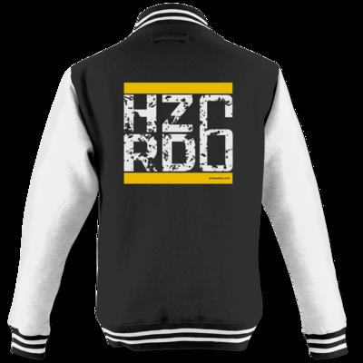 Motiv: College Jacke - HZRD6