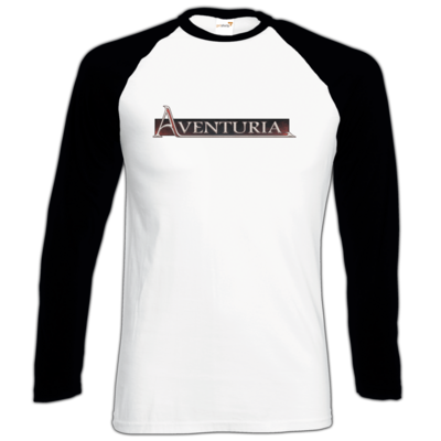 Motiv: Longsleeve Baseball T - Logo - Aventuria