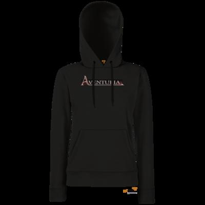 Motiv: Hoodie Damen Classic - Logo - Aventuria