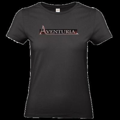 Motiv: T-Shirt Damen Premium FAIR WEAR - Logo - Aventuria