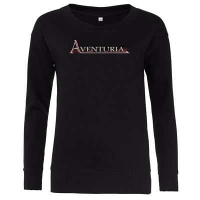 Motiv: Girlie Crew Sweatshirt - Logo - Aventuria