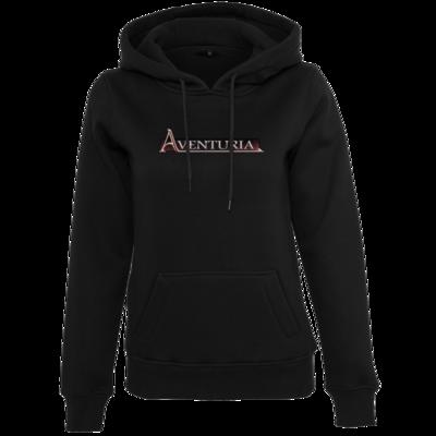 Motiv: Womens Heavy Hoody - Logo - Aventuria