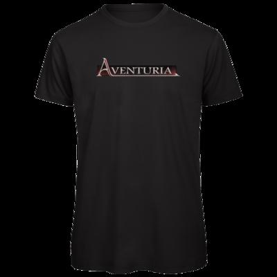 Motiv: Organic T-Shirt - Logo - Aventuria