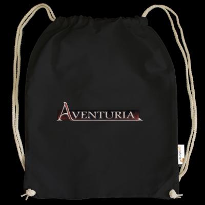 Motiv: Cotton Gymsac - Logo - Aventuria