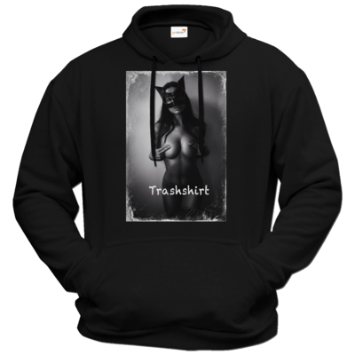 Motiv: Hoodie Premium FAIR WEAR - Cat