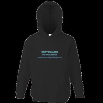 Motiv: Kids Hooded Sweat - Slogan