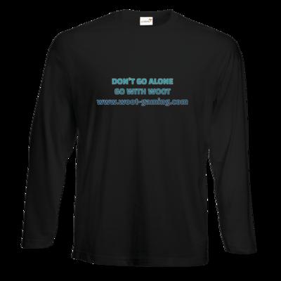 Motiv: #E190 Longsleeve FAIR WEAR - Slogan