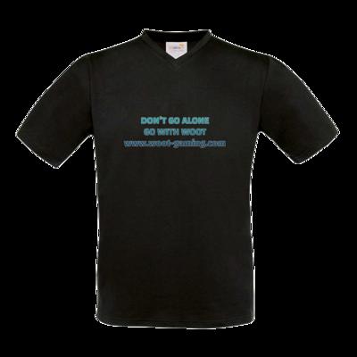 Motiv: T-Shirt V-Neck FAIR WEAR - Slogan