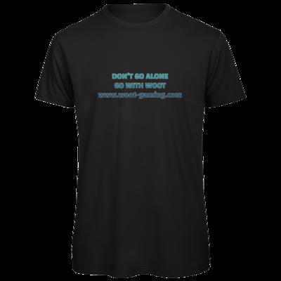 Motiv: Organic T-Shirt - Slogan