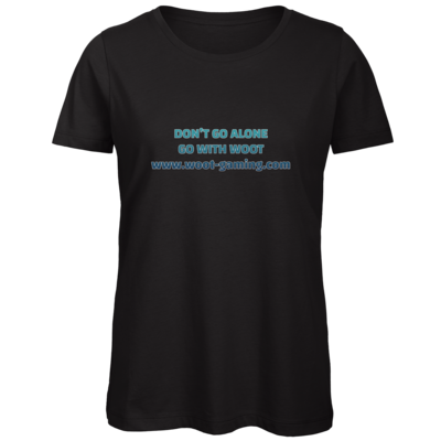 Motiv: Organic Lady T-Shirt - Slogan