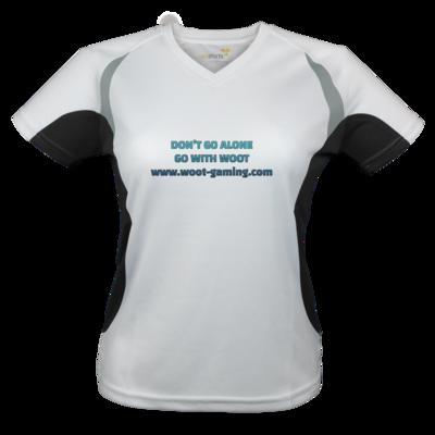 Motiv: Laufshirt Lady Running T - Slogan