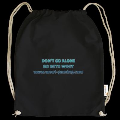 Motiv: Cotton Gymsac - Slogan