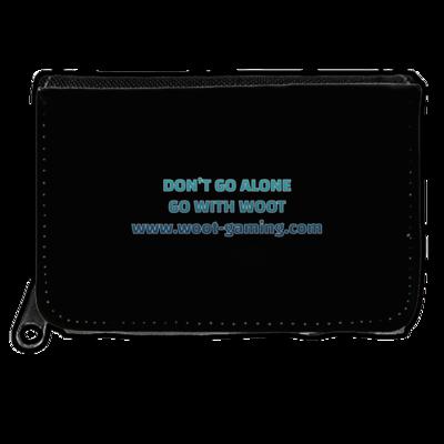 Motiv: Geldboerse - Slogan