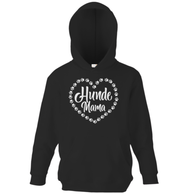Motiv: Kids Hooded Sweat - Hunde Mama