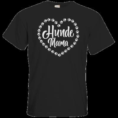 Motiv: T-Shirt Premium FAIR WEAR - Hunde Mama