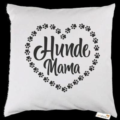 Motiv: Kissen - Hunde Mama