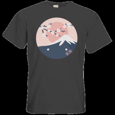 Motiv: T-Shirt Premium FAIR WEAR - Familie (jap)
