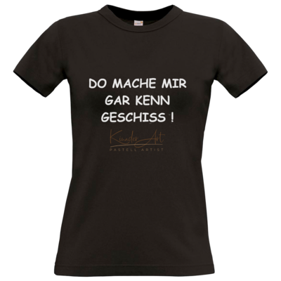 Motiv: T-Shirt Damen Premium FAIR WEAR - Geschiss