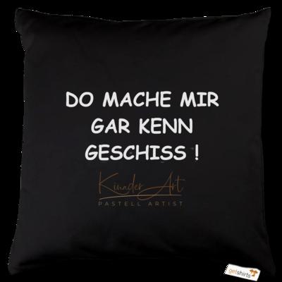 Motiv: Kissen Baumwolle - Geschiss