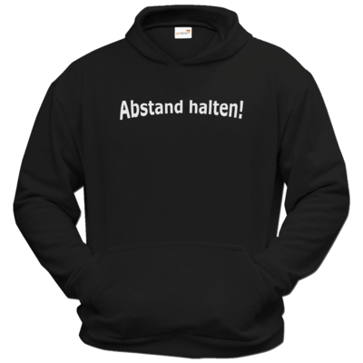 Motiv: Hoodie Classic - Abstand