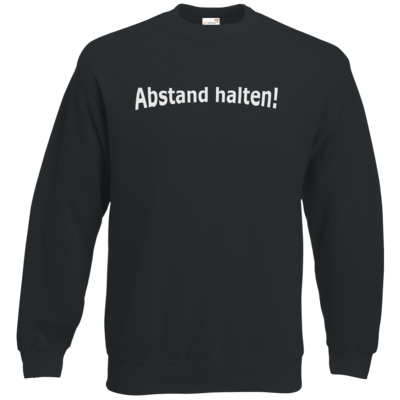 Motiv: Sweatshirt Classic - Abstand