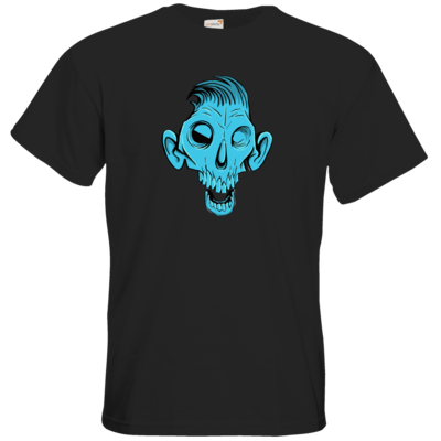 Motiv: T-Shirt Premium FAIR WEAR - Toms Shirt - Zombie