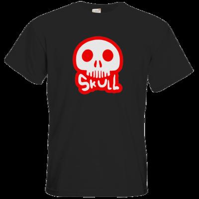 Motiv: T-Shirt Premium FAIR WEAR - Toms Shirt - Skull