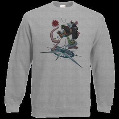 Motiv: Sweatshirt Classic - Alea - Stay Home
