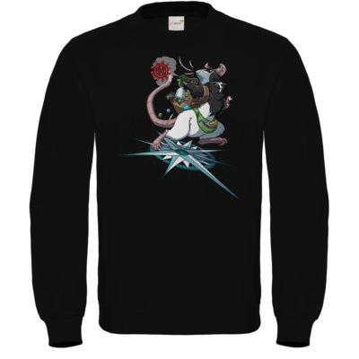Motiv: Sweatshirt FAIR WEAR - Alea - Stay Home