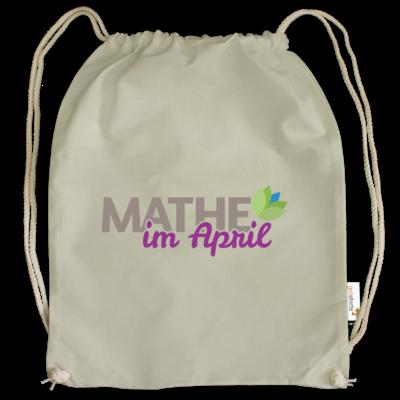 Motiv: Cotton Gymsac - Mathe im April 2020