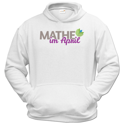 Motiv: Hoodie Classic - Mathe im April 2020