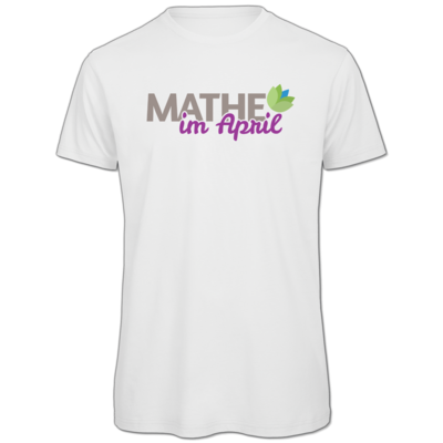 Motiv: Organic T-Shirt - Mathe im April 2020